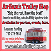Au-Sam's Trolley Stop