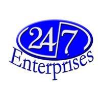 24/7 Enterprises, LLC-Courier and Medical Transportation