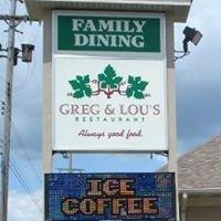 Greg and Lous Family Restaurant