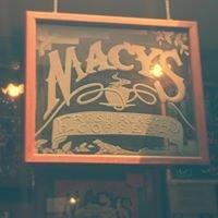 Macy's European Coffeehouse, Bakery & Vegetarian Restaurant