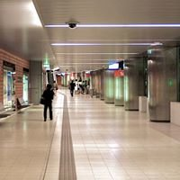 King George Square busway station
