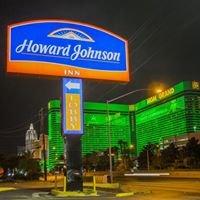 Howard Johnson Hotel on East Tropicana near the Las Vegas Strip