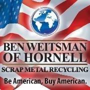 Ben Weitsman of Hornell