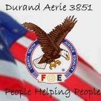 Durand Eagles #3851