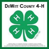 DeWitt County 4-H