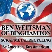 Ben Weitsman of Binghamton