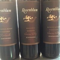 Rosenblum Cellars Healdsburg Tasting Room
