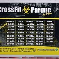 Crossfit Parque do Povo