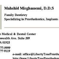 Liberty Tree Prosthodontics