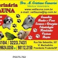 Veterinária Fauna