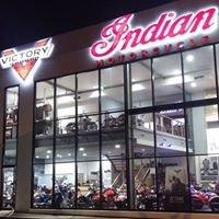 Victory & Indian Motorcycle Brisbane
