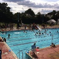 Hampton Open Air Swimming Pool