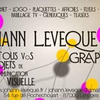 Johann Leveque Graphiste