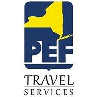 PEF Travel Services