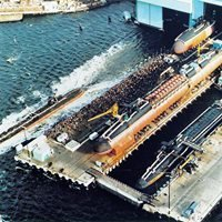 Electric Boat General  Dynamic's