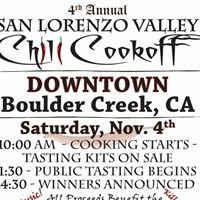 SLV Chili Cook Off