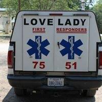 Lovelady Volunteer Fire Department