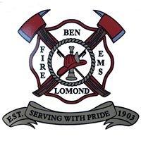 Ben Lomond Volunteer Fire Dept