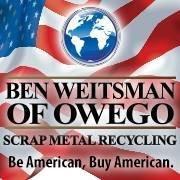 Ben Weitsman of Owego