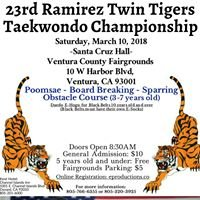 Twin Tigers  TKD Academy