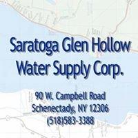 Saratoga Glen Hollow Water Supply Corp.