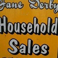 Jane Derby Household Sales