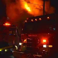 HNewman Fire Photos