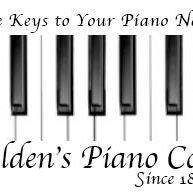 Alden's Piano Co