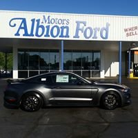 Albion Motors Ford