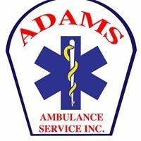 Adams Ambulance Service, Inc.