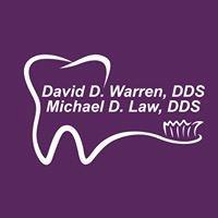 David D Warren, DDS; Michael D Law, DDS