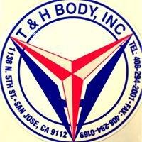 T&H Body Shop San Jose