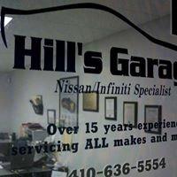 Hill's Garage - Auto Repair in Baltimore