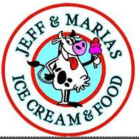 Jeff and Marias Ice Cream & Food