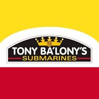 Tony Ba'lony's submarines