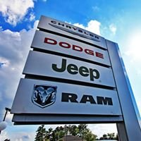 Hoover Chrysler Jeep Dodge Ram Moncks Corner