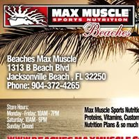 Beaches Max Muscle