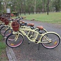 Bike Hire - Sutton Estate Electric Wine Tours