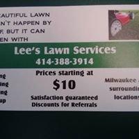 Lee's Lawn Service