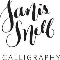 Janis Snell Calligraphy