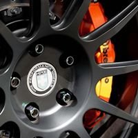 HRE Performance Alloy wheels