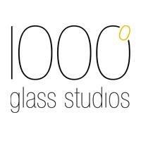 1000 degrees glass studios
