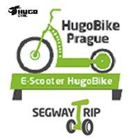 HUGO Bike Prague a Segwaytrip