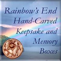 Rainbows End Keepsake