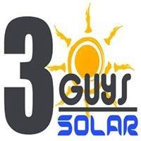 3 Guys Solar, LLC