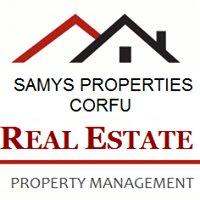 Samys Properties Corfu