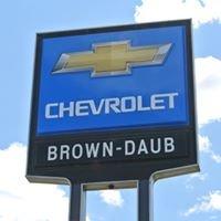 Brown Daub Chevy Nazareth