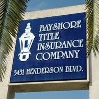 Bayshore Title, a division of LandCastle Title Group, LLC