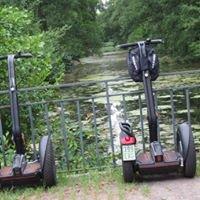 Segway-Trainings-Parcours-Hamburg