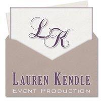 Lauren Kendle Event Production
